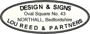 Pocket Stamp Oval 30 - 47x18 mm