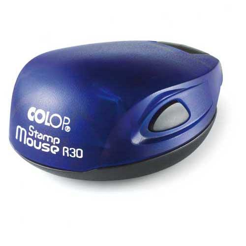 Stamp Mouse R 30 - R 30 mm
